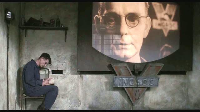 El estado de vigilancia en los países libres, de Noam Chomsky