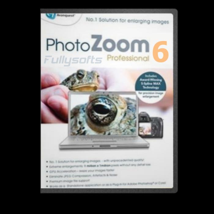 Photozoom. Aodtoya Benvista Photozoom Pro V4 0 0 Full