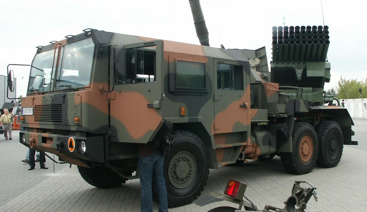 Артилерія Польщі: сучасний стан - WR-40 Лангуст