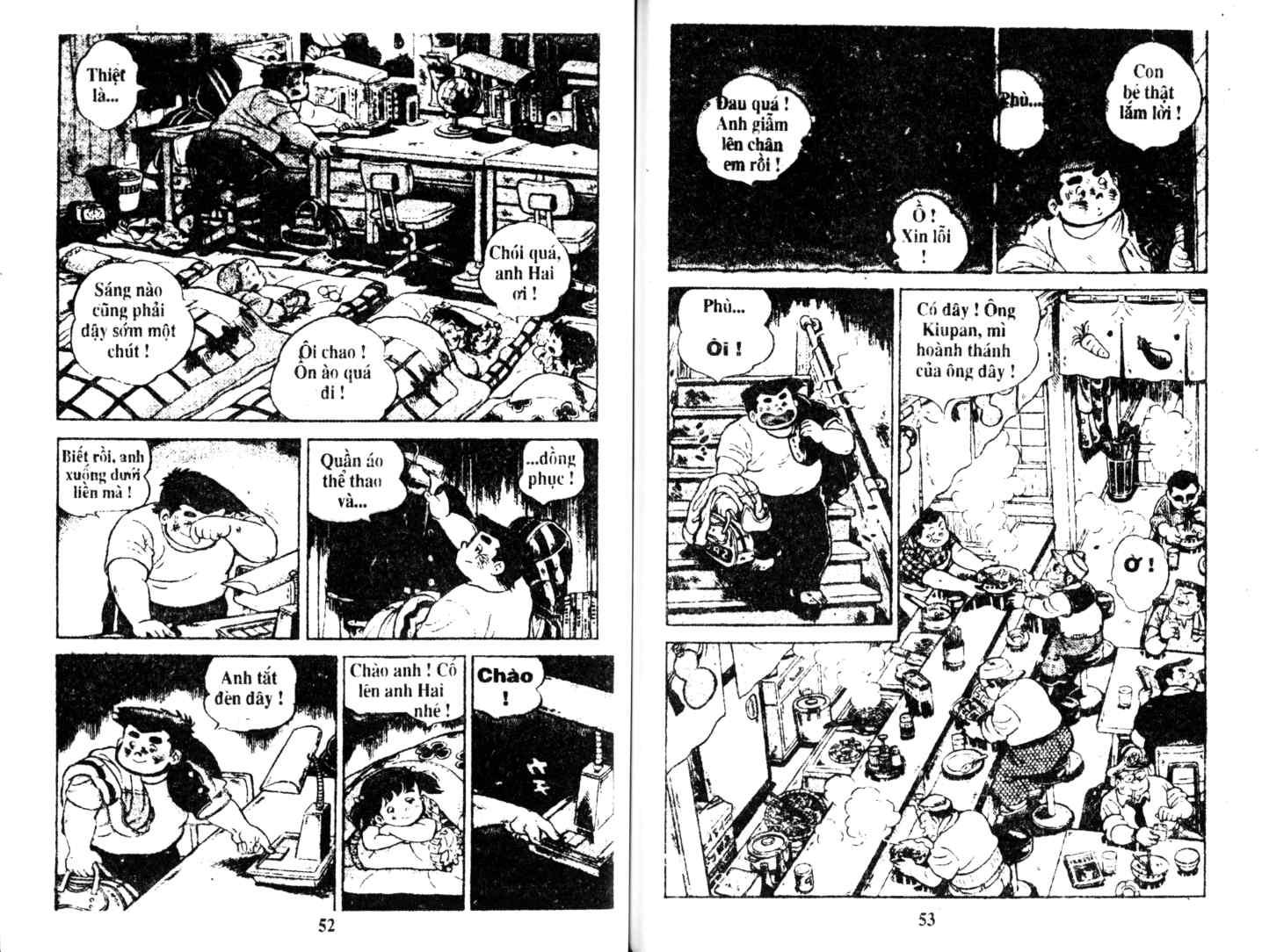 Ashita Tenki ni Naare chapter 10 trang 25