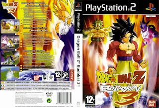 Download Dragon Ball z Budokai 3 PS2