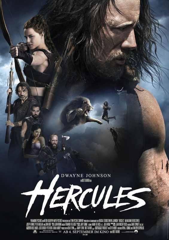فیلم دوبله: هرکول (2014) Hercules