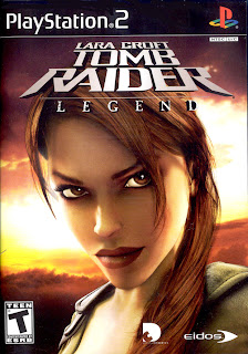 Tomb Raider: Legend (PS2) 2006