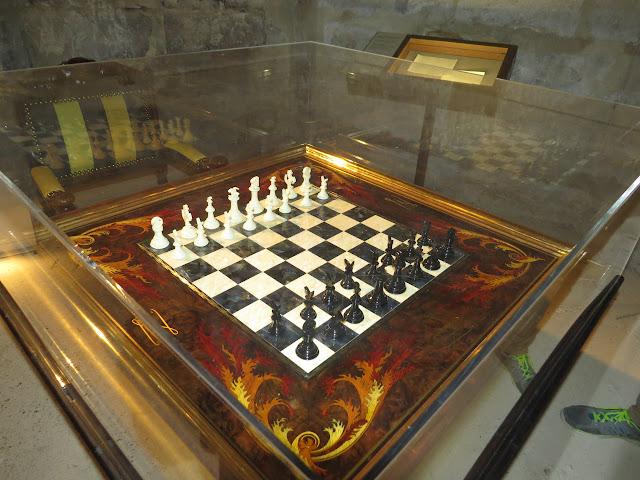 לוח שחמט של ZEVS