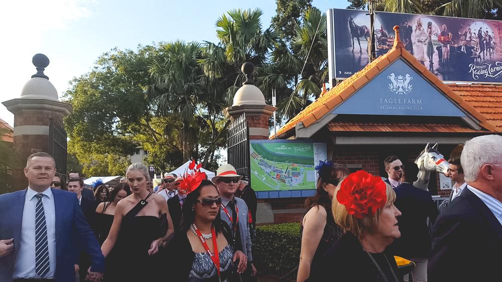 Brisbane Horse race