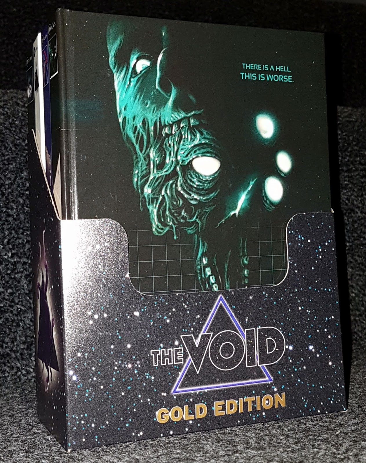 Collecting Asylum Asylum Unboxing The Void Gold Edition