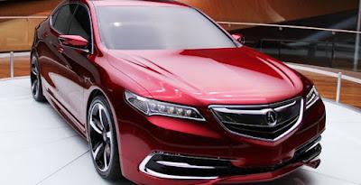 2019 Acura TLX Type S Date de sortie, design, moteur et rumeur de prix