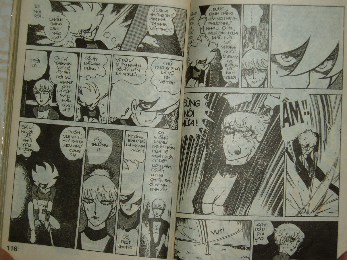 Siêu nhân Locke vol 05 trang 57