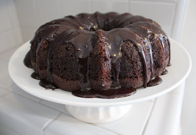 To-Die-For Chocolate Cake