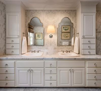 กระจกห้องน้ำ