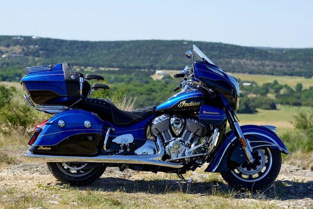 3 modelos da Indian Motorcycle são convocados para recall