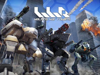 Walking War Robots Mod Apk Download