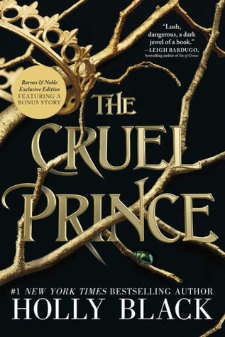 Melissa Martin's Reading List & Ramblings : The Cruel Prince by Holly Black