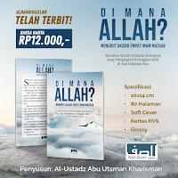 Buku Dimana Allah Menurut Akidah Empat Imam Madzhab Ash Shaf Media