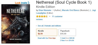 Nethereal on Amazon