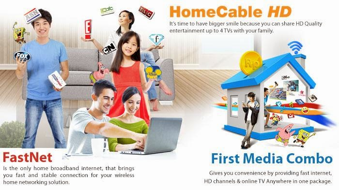 PAKET COMBO FIRST MEDIA