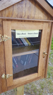 "Franklin Federated ""little free library"""