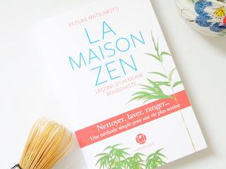 La Maison Zen, Leçons d'un moine Bouddhiste - Kesuke Matsumoto (L'Iconoclaste)