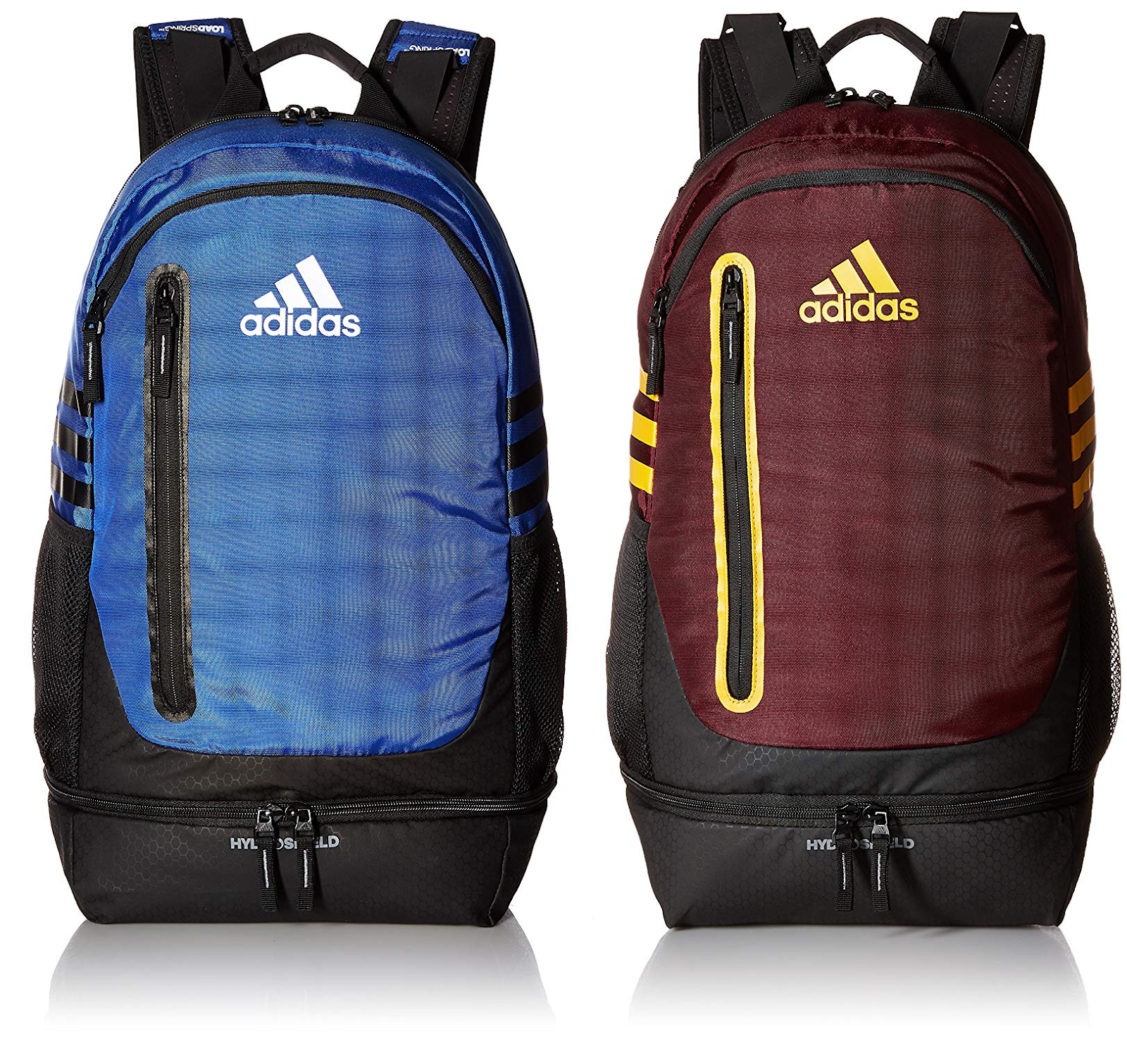 13f02f3df904 Head over to Amazon and get this adidas Unisex Pivot Team Backpack in color  Bold Blue or Maroon on sale for  26.79 (Reg.  62.07).