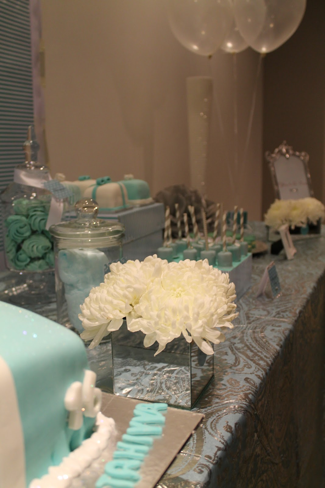 c9049b59df1 Each of our Tiffany   Co events had unique detailing which gave them their  original look. The Garden Court