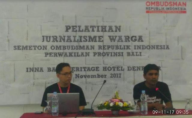Pelatihan_Jurnalisme_Warga_Semeton_Ombudsman_Bali