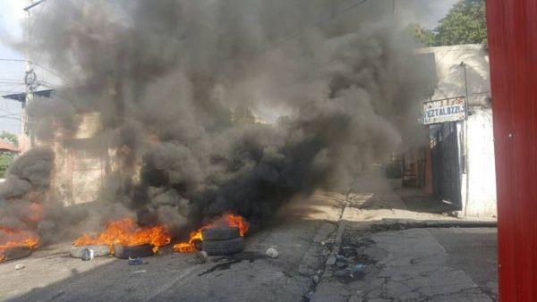 Protestan en Haití contra aumentos ordenados por el FMI