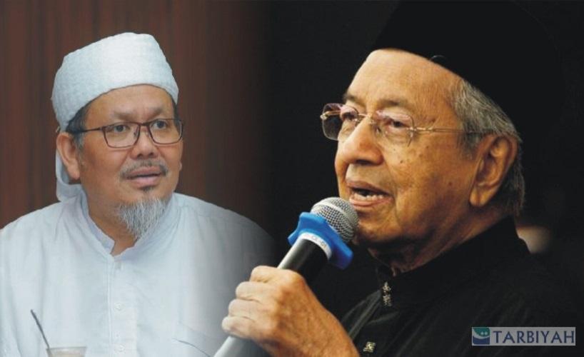 Tengku Zulkarnain dan Mahathir Mohamad