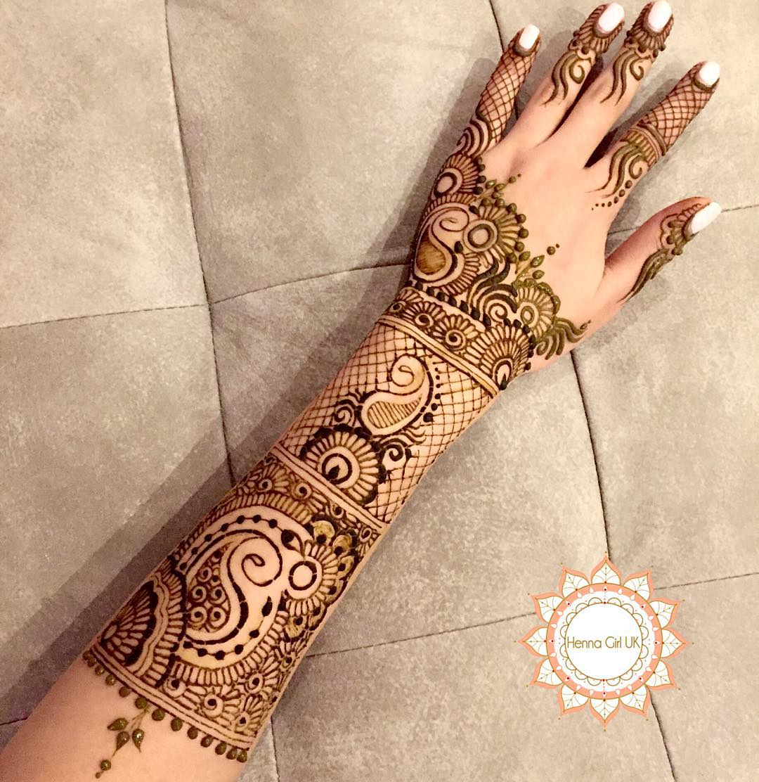 Mehndi And Henna : New simple mehndi henna designs for hands buzzpk