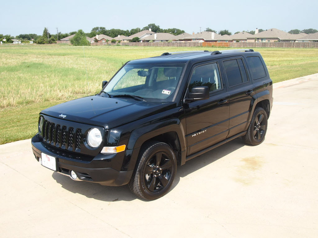 2012 jeep patriot latitude suv only 3k miles for sale 23688 granbury tx 76049 dfw tdy. Black Bedroom Furniture Sets. Home Design Ideas