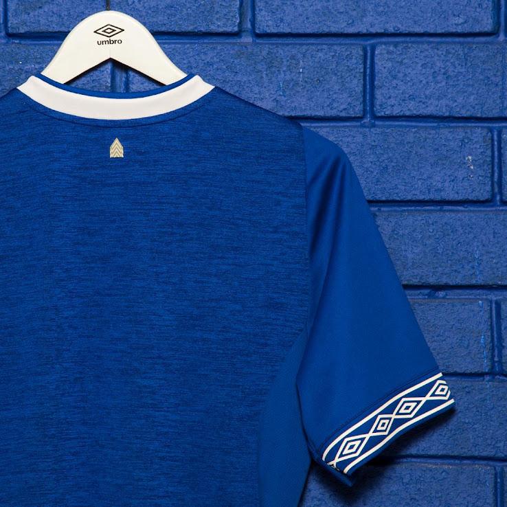 separation shoes 3dc5c bdffc Everton 18-19 Home Kit Revealed - Footy Headlines