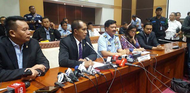Marsekal Hadi Lulus Uji Kelayakan dan Kepatutan Jadi Panglima TNI