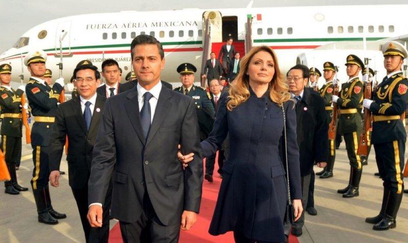 Peña Nieto y la familia presidencial gastaron 260 millones de pesos en viajes al extranjero.