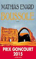 "Mathias Enard vince il premio Goncourt 2015 con ""Boussole"""