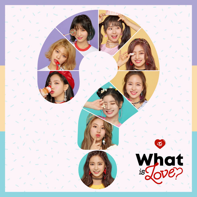Twice Reveals Online Cover Image For What Is Love