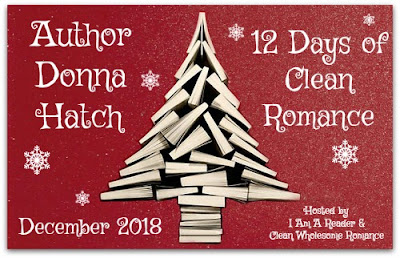 12 Days of Clean Romance – Donna Hatch-NWoBS Blog