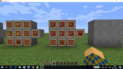 minecraft céklaleves crafting