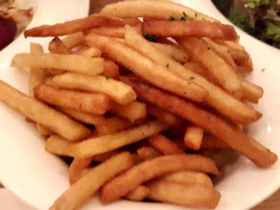 Hatched Fries Holland Village
