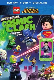 Watch Lego DC Comics Super Heroes: Justice League - Cosmic Clash 2016 Online