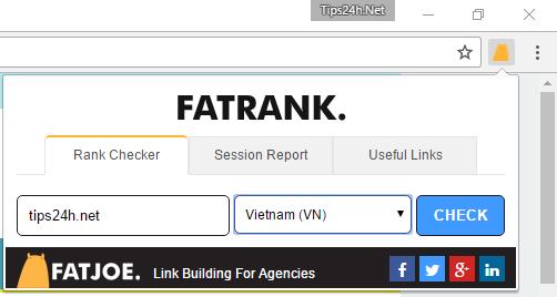 Cách kiểm tra từ khóa website