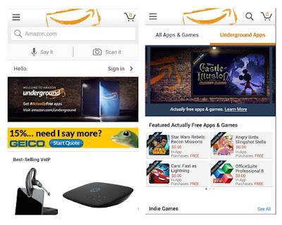 Amazon Underground in eazzy1.tk