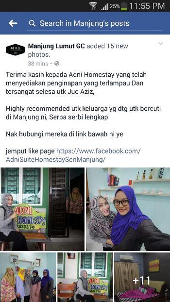 Adni Suite Homestay Seri Manjung Lumut | Review 1