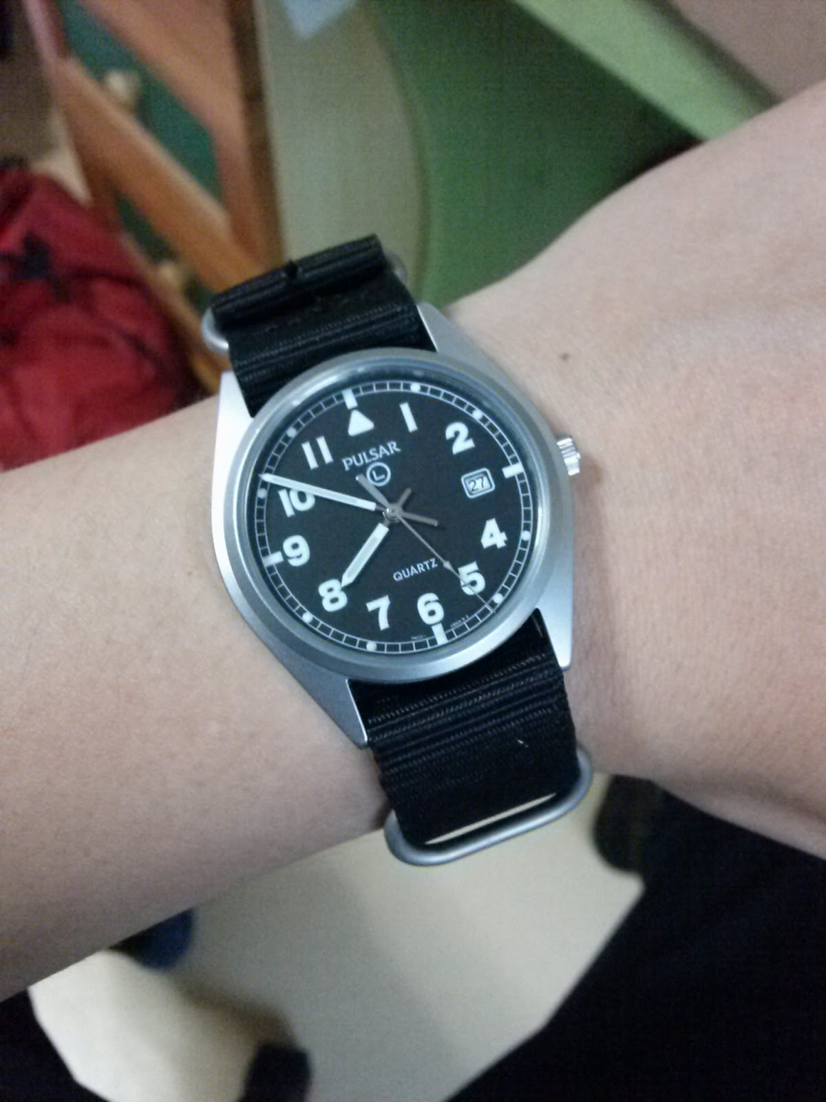 Nonexpensive Military Field Watch Review: British Royal