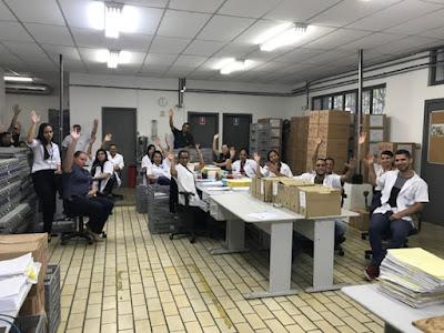 Em assembleia, trabalhadores da Trust Processamentos aprovam PLR