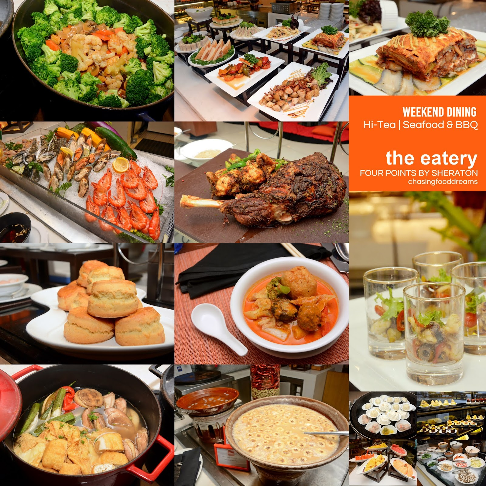 The Eatery Four Points By Sheraton Puchong