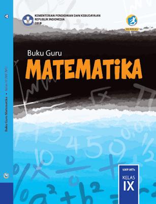 Buku Matematika Kelas 9 SMP dan MTS Kurikulum 2013 Revisi 2017