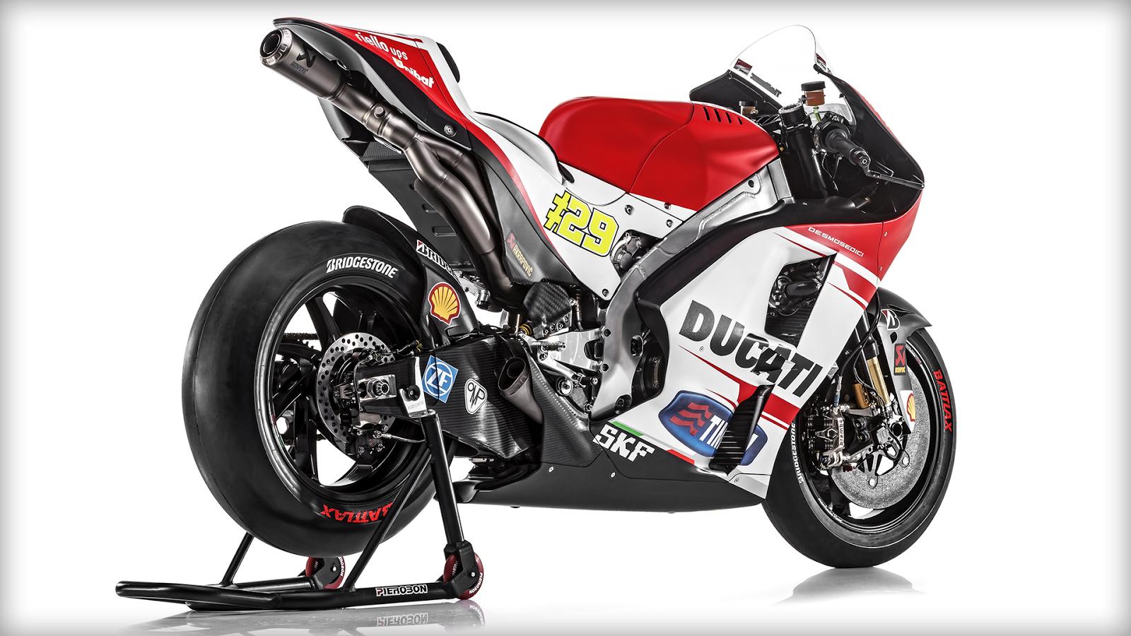 Ducati Motogp Official Website