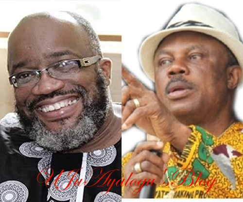 """You are a Sad Irony of Your Father"" - Gov. Obiano Blasts Emeka Ojukwu Jnr"