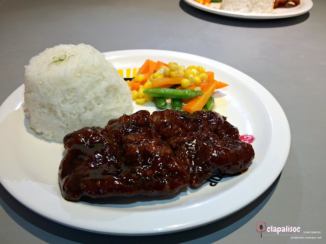 BBQ Chop from ChopStop McKinley Hill