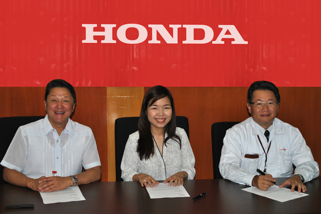 Honda Car Dealership to Open Soon in Zamboanga