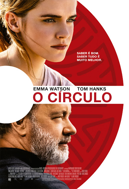 The Circle Poster Emma Watson Tom Hanks